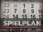 4. Spieltag - Heimspiel gegen Halberstadt terminiert