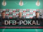 DFB-Pokal: Pressekonferenz im Vorfeld der Partie gegen den VfB Stuttgart