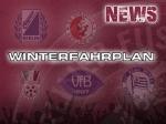 Winterfahrplan des BFC Dynamo