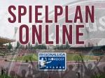 Regionalliga - Acht Spieltage terminiert