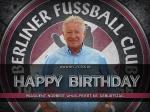 Wir gratulieren: Präsident Norbert Uhlig feiert 68. Geburtstag