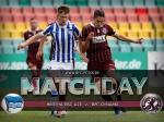 9. Spieltag: Hinweise zum Auswärtsspiel bei der U23 von Hertha BSC