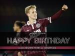 Wir gratulieren: Lucas Brumme feiert 22. Geburtstag