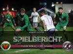 Pokalaus: Bittere 2:3-Niederlage bei den Füchsen