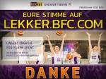 Lekker-Vereinswettbewerb: Das Nachwuchszentrum freut sich über 2.500 EUR