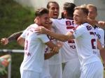 Zweites Spiel, zweiter Sieg - Vier Tore in Neustrelitz!