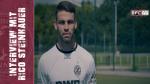 ZDF einschalten - Kapitän Rico Steinhauer zu Gast im Sportstudio