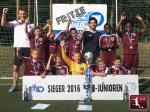 Souveräner Turniersieg der U11 beim 16. Fritze-Cup