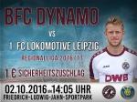Ticket-Info | Heimspiel gegen Lok Leipzig