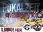 Pokalauslosung Berliner Pilsner Pokal 3.Hauptrunde