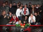 Weihnachtsfeier unserer 1.Männermannschaft