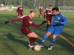 Generalprobe mißlungen - 1:2-Niederlage gegen den FC Hertha 03 Zehlendorf