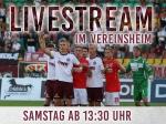 FC Energie Cottbus - BFC DYNAMO im Vereinsheim