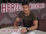 Neuzugang für die neue Saison: Philip Schulz kommt von der TSG Neustrelitz