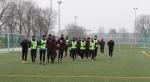 Trainingsauftakt - Testspiel gegen Empor Berlin im Sportforum