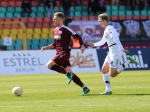 Wie im Hinspiel - Der BFC Dynamo dreht einen 0:1-Rückstand