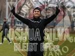 Joshua Silva - Vertrag um ein weiteres Jahr verlängert
