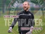 YES! Kevin Sommer - Vertrag für die Saison 2017/18