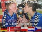 Europa zu Gast beim BFC Dynamo - Dynamo Cup 2017 im Sportforum