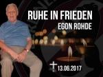 Der BFC Dynamo trauert um sein Ehrenmitglied Egon Rohde