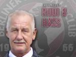 Mitgliederversammlung ernennt Rudi Haß zum Ehrenmitglied