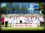 U19: Auf den Spuren der 1.Männer - Aufstieg in die Regionalliga Nordost