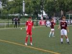 Unsere U13 verpasst knapp den Einzug ins Halbfinale der Berliner Meisterschaft