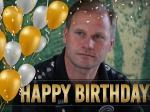 Trainer René Rydlewicz feiert Geburtstag