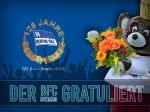 125 Jahre Hertha BSC - Der BFC Dynamo gratuliert