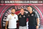 Pressekonferenz vor dem DFB-Pokalspiel
