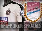 Autogrammkarten und DFB-Pokal Specials