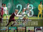 U17 - Vorbereitung beim VfL Wolfsburg