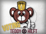 TEDDY HILFT - VOTING