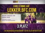 Lekker Vereinswettbewerb: Die Jugendabteilung freut sich über 2.000 EUR