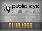 public eye CONSULTING - Neuzugang im Club1966