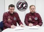 Kontinuität auf der Trainerbank - Rydlewicz & Gatti verlängern
