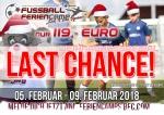 Last orders, please - FerienCAMP-Angebot endet heute Nacht