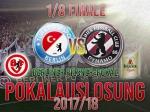 Berliner Pilsner-Pokal: Achtelfinale ausgelost