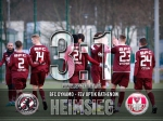 BFC Dynamo behält den Durchblick - 3:1-Sieg gegen den FSV Optik Rathenow