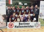 U17 - Neuer Berliner B-Jugend Hallenmeister