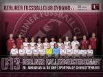Berliner Hallenmeisterschaft - Welche Rolle spielt unsere U13?