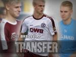 Transfer: Joey Breitfeld wechselt zum FC Ingolstadt 04