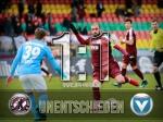 Leistungsgerechtes Unentschieden im Berliner Derby