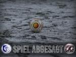 Spiel abgesagt: BFC Dynamo muß auf Revanche warten