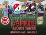 Vorbericht: Wer folgt dem FC Internationale und dem SV Tasmania ins Viertelfinale?
