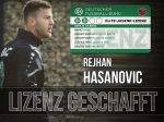 Rejhan Hasanovic - DFB-Elite-Jugend-Lizenz & Fußballheld