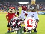 Berliner Pilsner-Pokal: Viertelfinale ausgelost