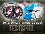 BFC Dynamo zeigt dem Winter die rote Karte - Testspiel gegen Strausberg