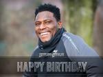 Geburtstag: Solomon Okoronkwo feiert seinen 31.