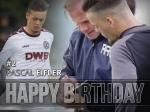 Offiziell: Pascal Eifler kein Teenager mehr - Alles Gute zum Geburtstag!
